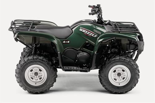 Yamaha Grizzly 350 4 4 Yamaha Grizzly 350 4 4