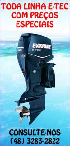 Promoção Evinrude E-TEC